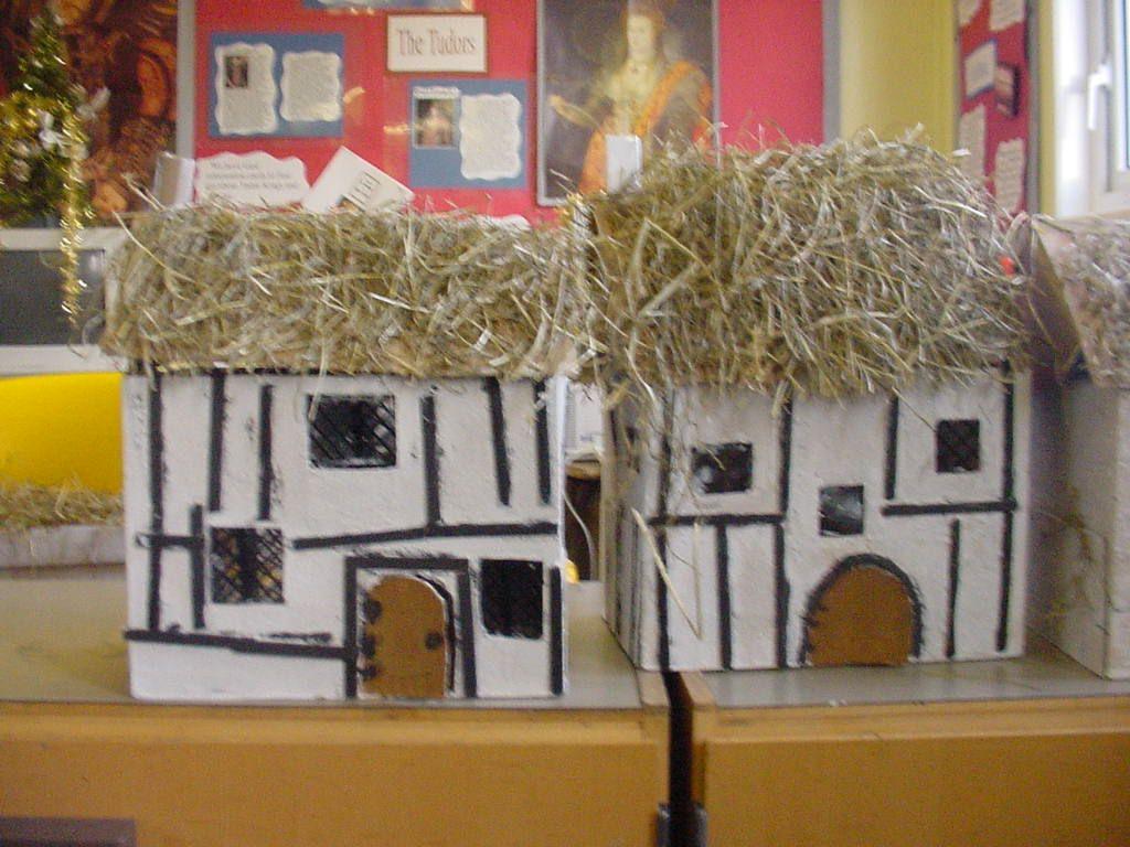 What Makes A House A Tudor making a model tudor house ks2   home and house style   pinterest