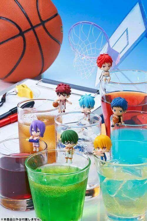 Kuroko/'s Basketball Kise Ochatomo Cup Accessory NEW