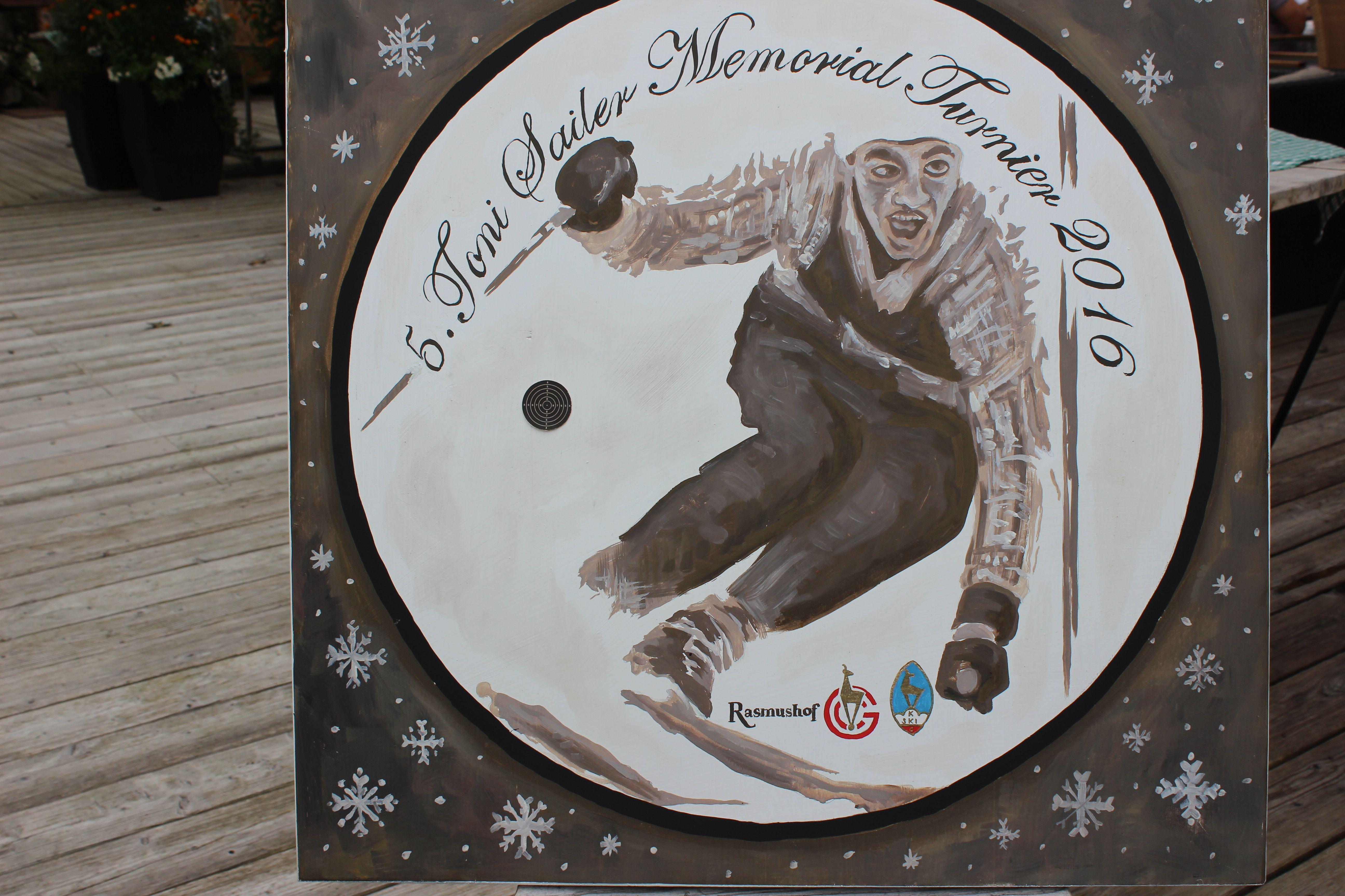 #ToniSailerGolfMemorial2016 #Kitzbühel