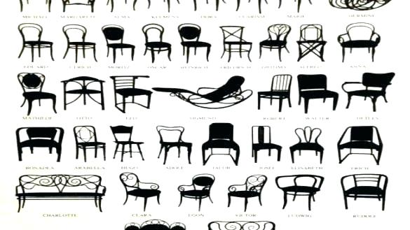 chair styles names - Google Search | Chair style ...