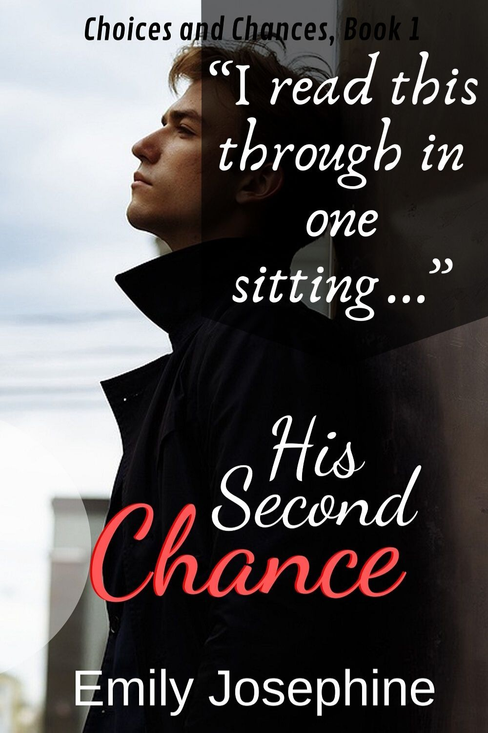 FREE clean romantic suspense novel His Second Chance in