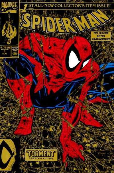 20+ Spiderman cover information