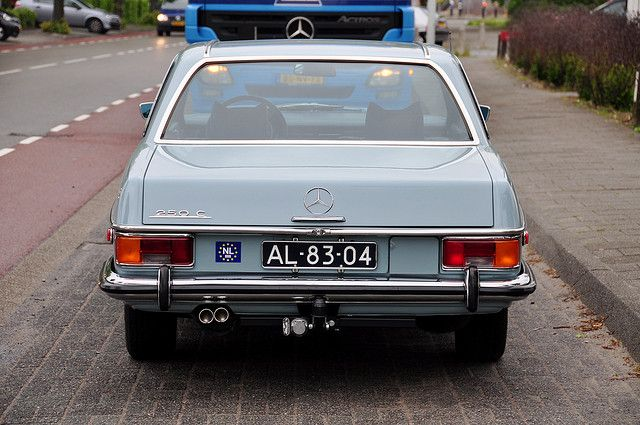 1972 Mercedes-Benz 250 C | Flickr - Photo Sharing!
