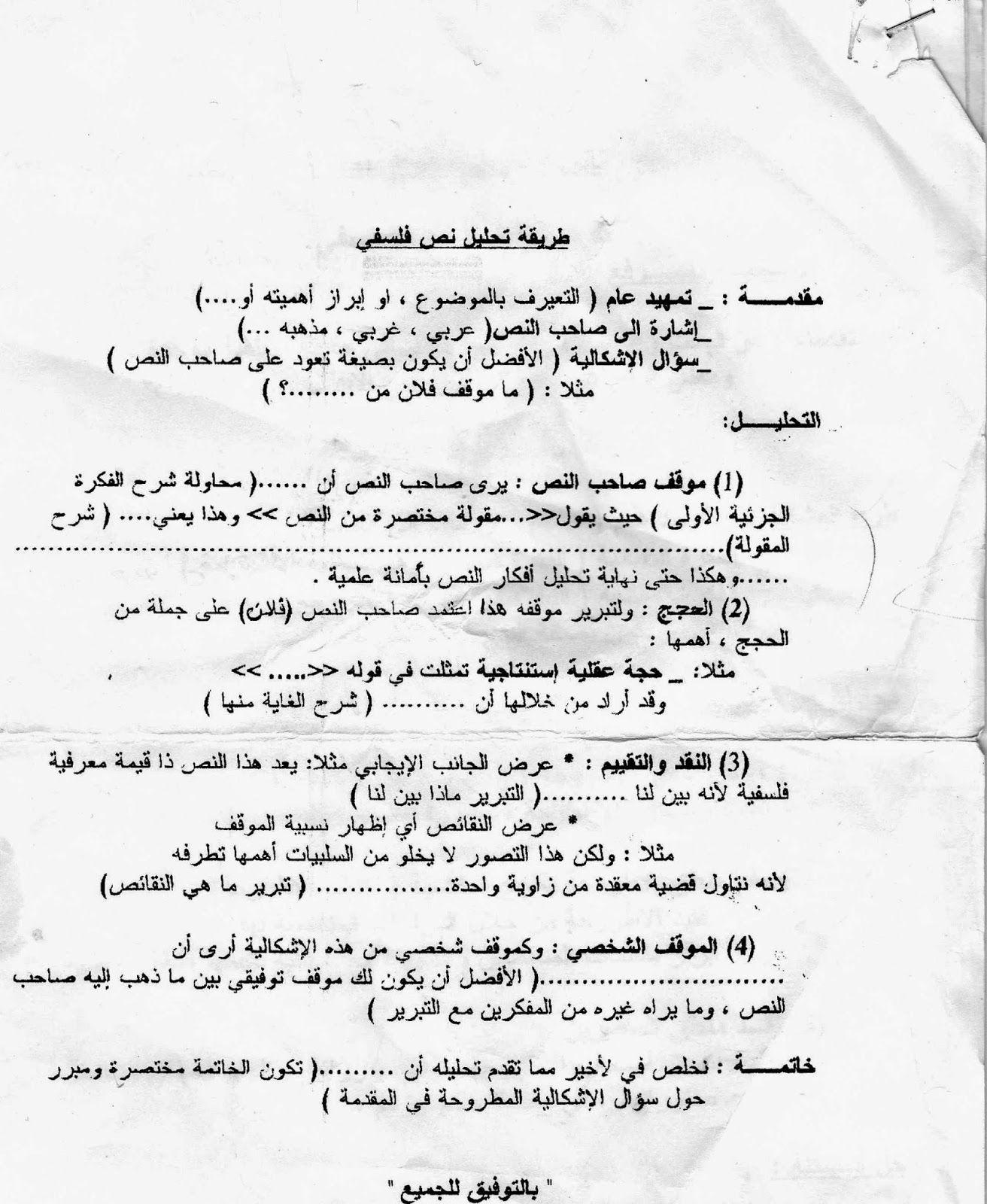 الفلــسفة الهاجس منتديات الجلفة لكل الجزائريين و العرب