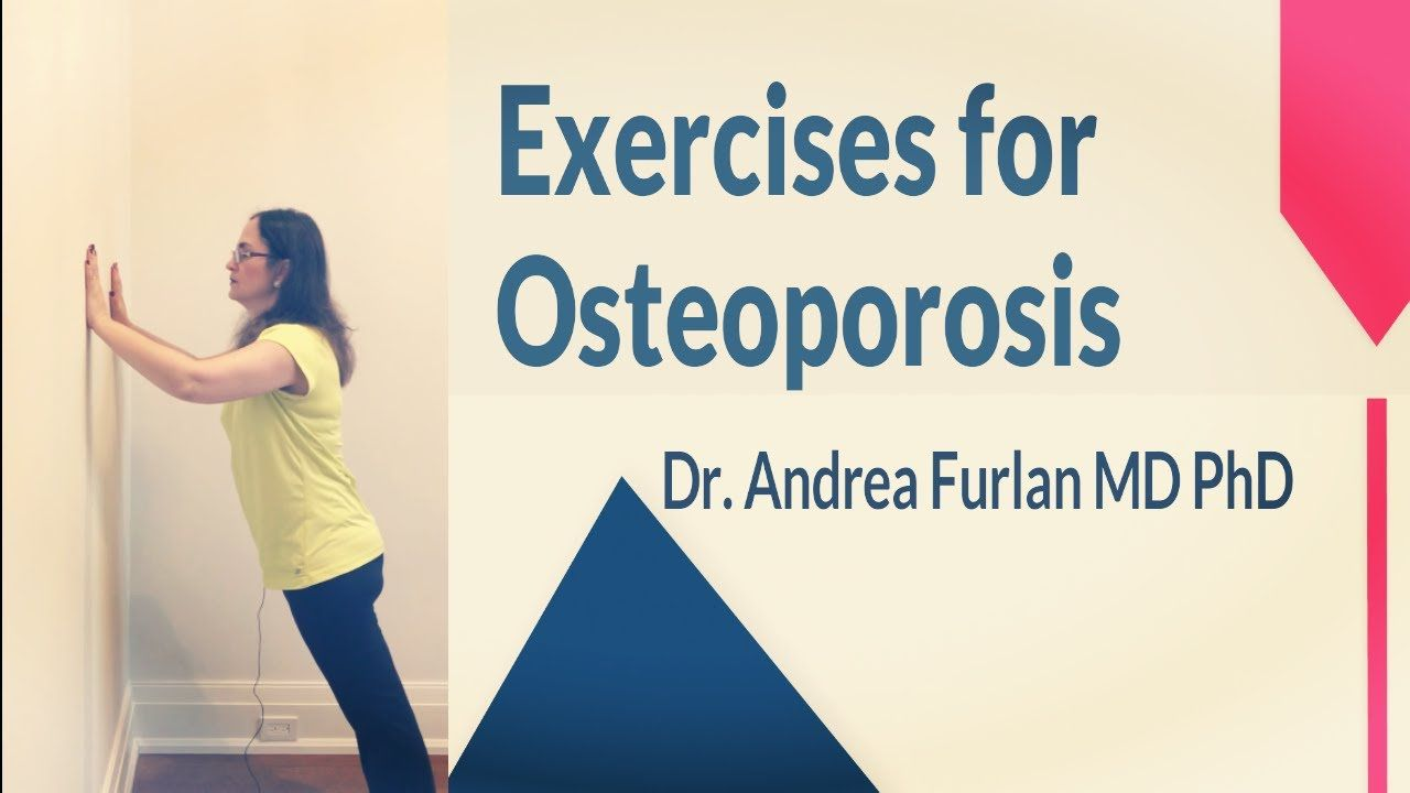 17+ I have osteoporosis full video information