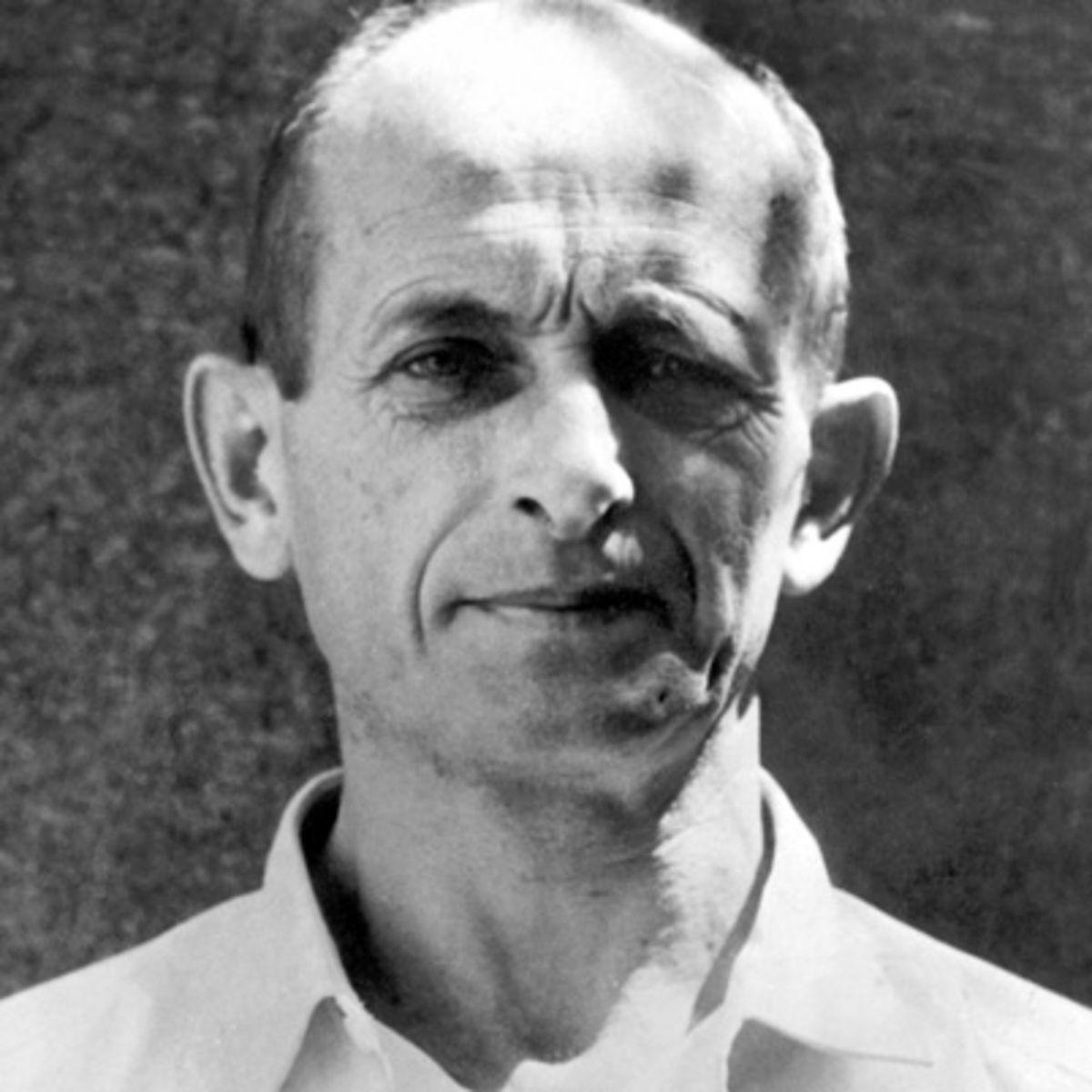 Biography Learn More About German Bureaucrat Adolf Eichmann