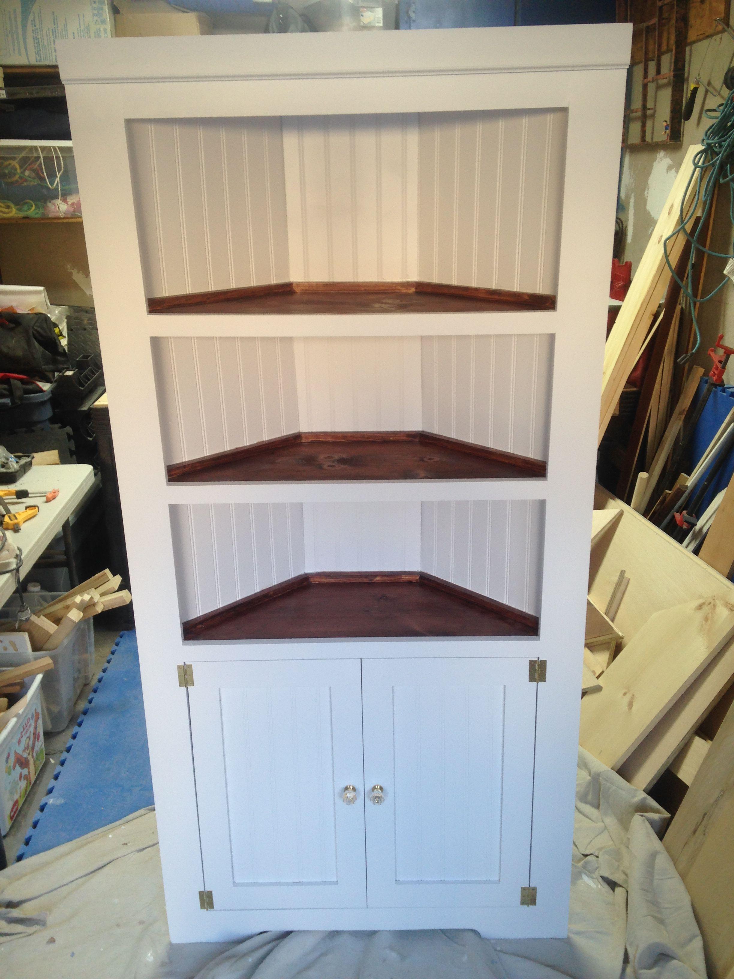 Best Corner Cupboard Corner Cabinet Do It Yourself Home 400 x 300
