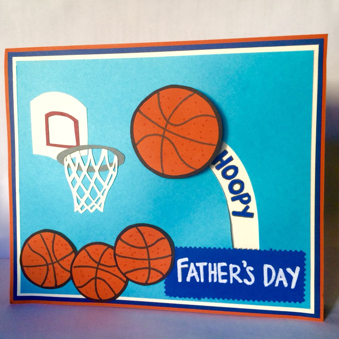 hoopy father's day  cards handmade greeting cards