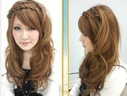peinados faciles para cabello largo - buscar con google   peinados
