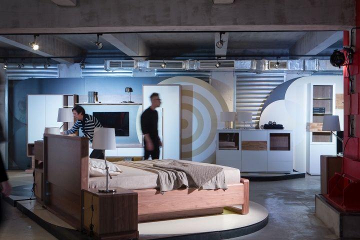 Parra Furniture Store U0026 Visual Merchandising By Alan Khadikov, Moscow U2013  Russia » Retail Design