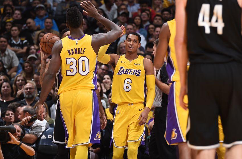 288bca8b1a30  Lakers Rumors  50 50 shot Jordan Clarkson