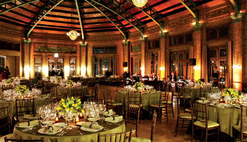 Cafe Brauer at the Lincoln Park Zoo Downtown Chicago Event