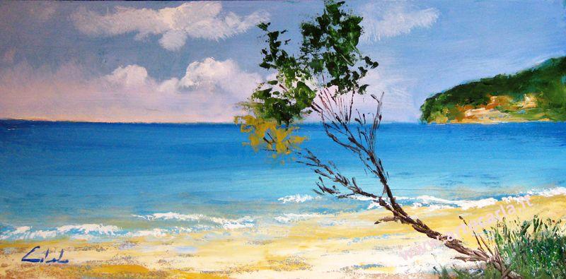 Risultati immagini per pittura a olio paesaggi marini | море ...