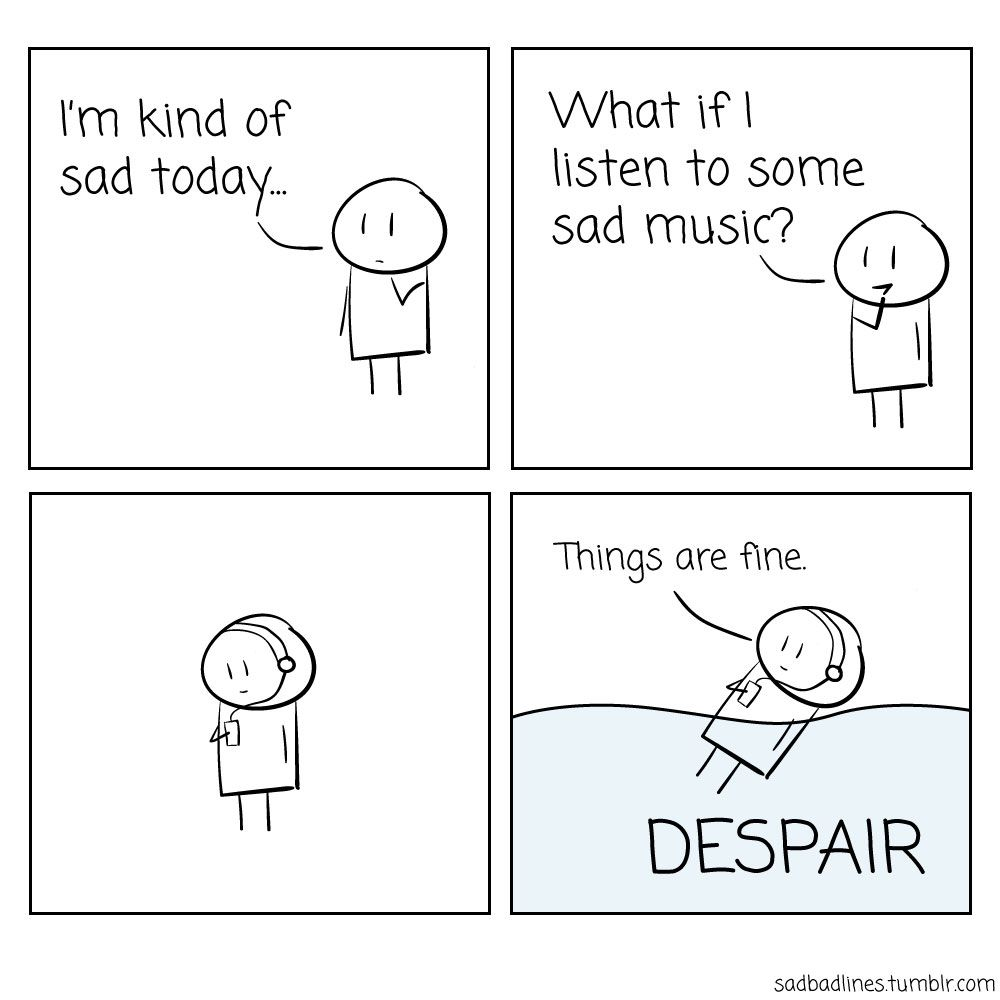 Sad Music is Sad