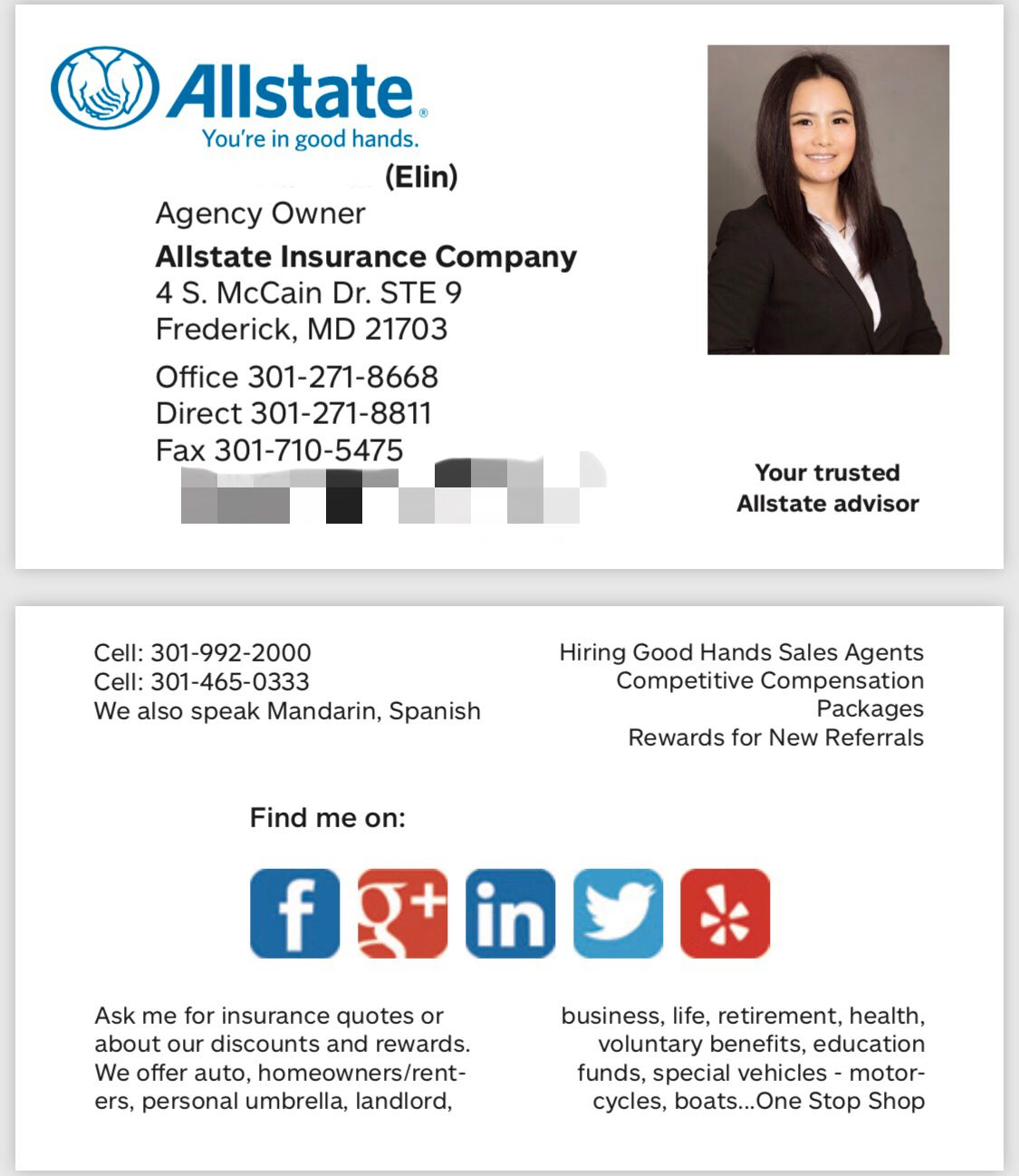 Allstate Insurance Quote Alluring New Year Resolution Let Allstate Protect Your Wheel Wall And . Design Ideas