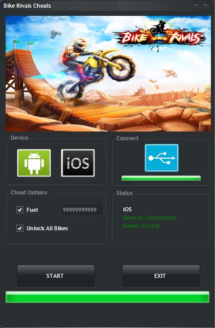 bike rivals mod apk unlimited coins