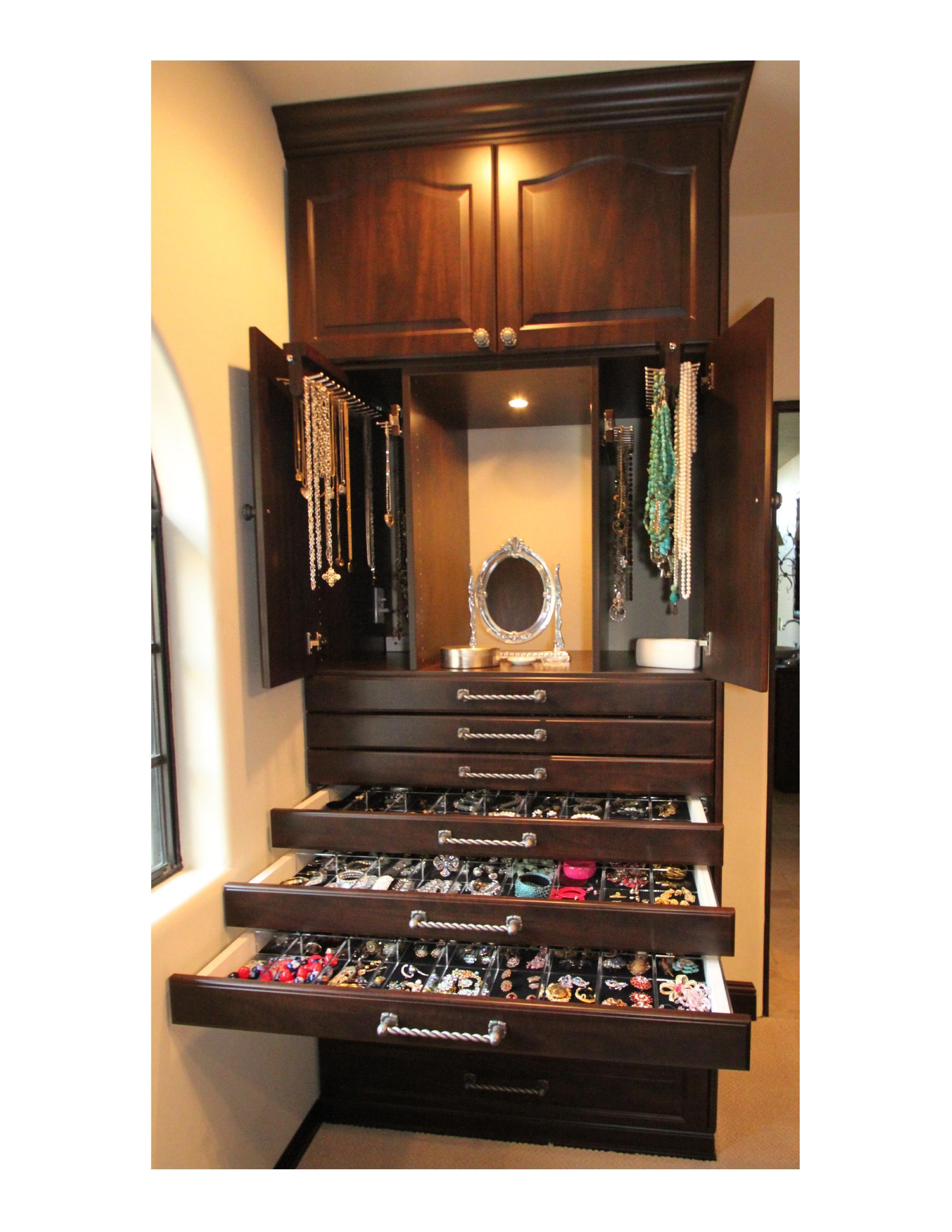Mega Jewelry Organizer By Closet Trends.