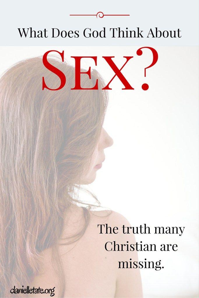 Gods opinion on sex