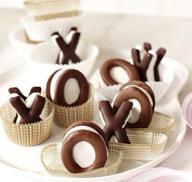 Spotted by @Tracy Nguyen perfect #valentinesday treats