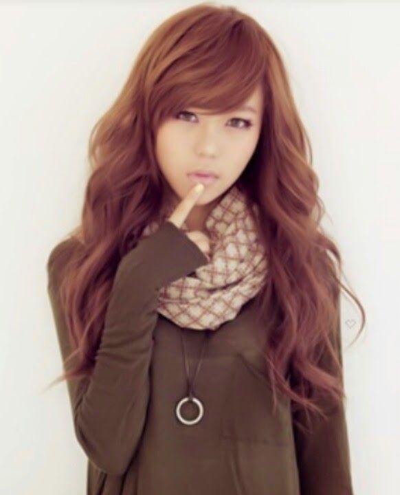 Eine Koreanische Frisur Die Ihren Gesamten Look Verändern