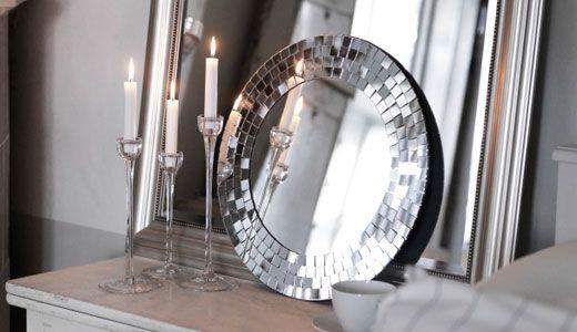 Tranby Spiegel Spiegelglas Alternative Mirror Idea For Dressing