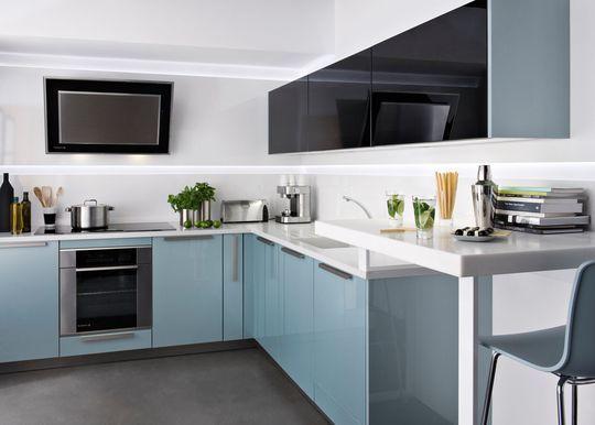 Led cuisine : bien éclairer la cuisine   Deco pour chez papa ...