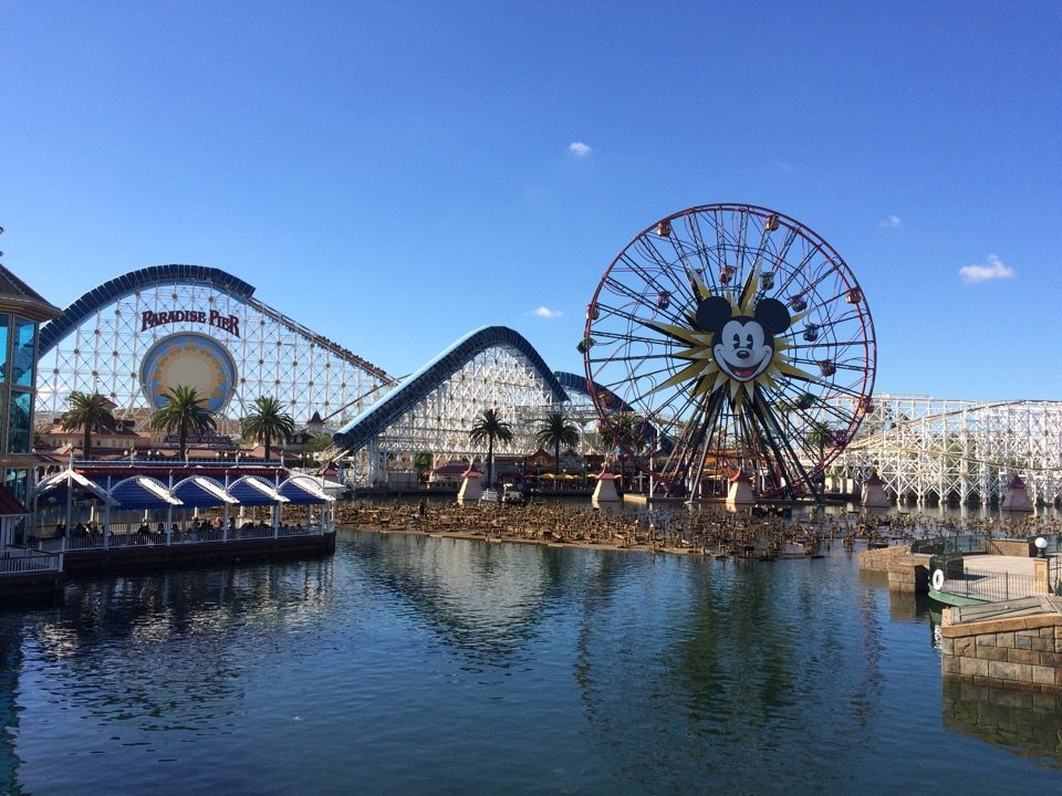 Disneyland In Anaheim CA Luau Pinterest Disneyland Park And - What city is disneyland in