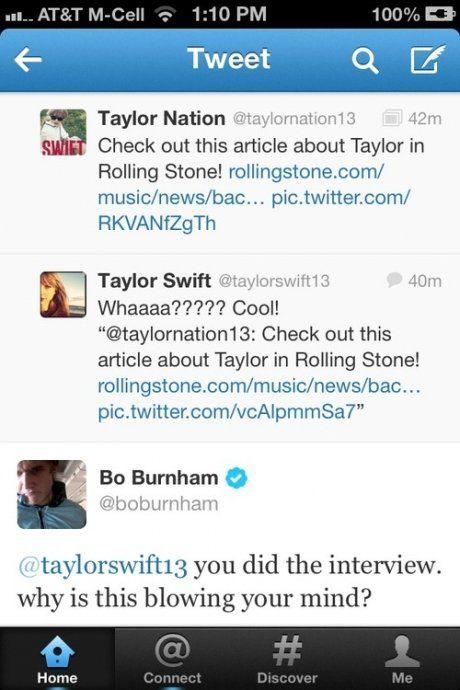 Bo Burnham is my spirit animal