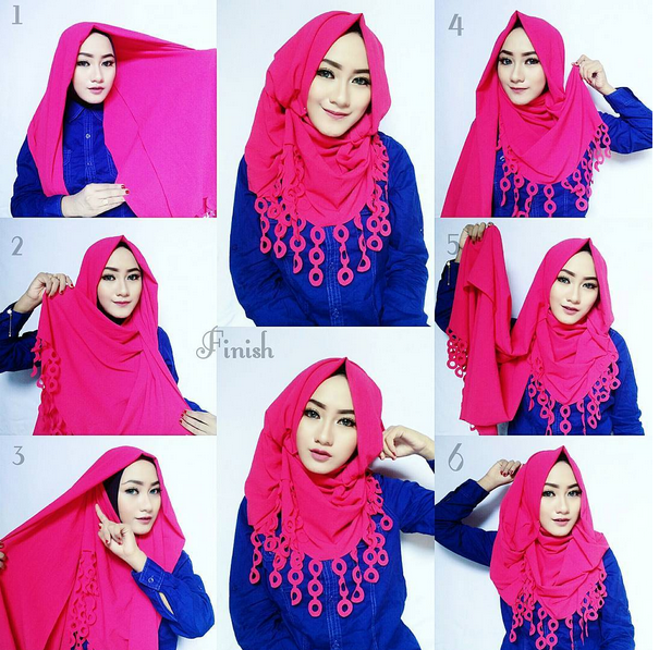 tutorial hijab pashmina rumbai terbaru berikut ini akan kami sajikan kepada anda tips tentang bagai