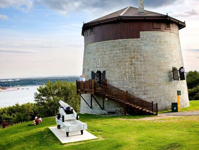 Plains Of Abraham Battlefields Park Historic Sites Quebec