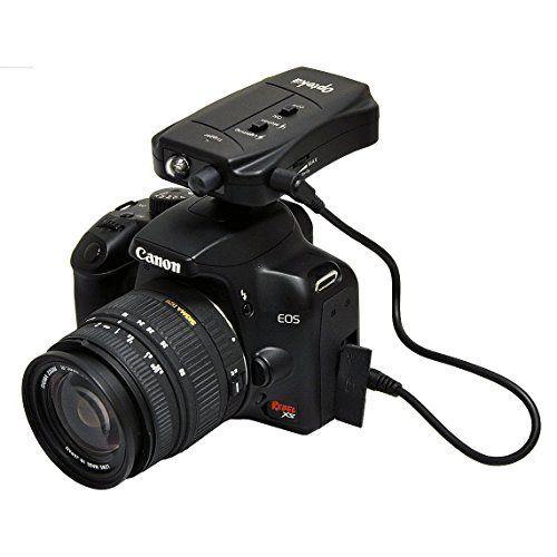 Opteka-LTX-80-LightningGunshotFireworks-Motion-SensorSecurityWildlife-Trigger-for-Canon-EOS-Nikon-DSLR-Cameras-0