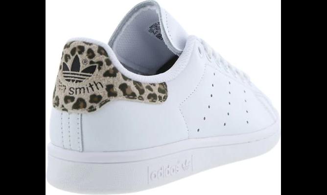adidas stan smith leopardate