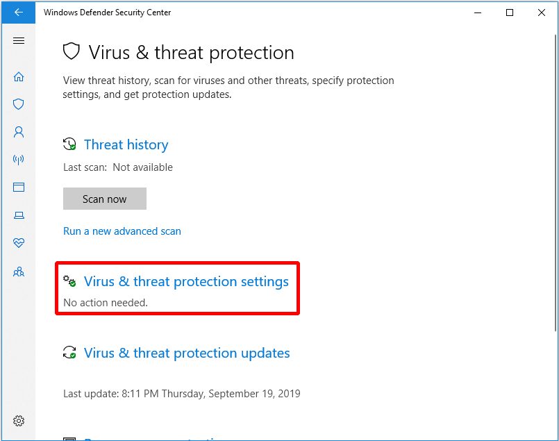 Windows Defender Blocked By Group Policy Try These 6 Methods Windows Defender Group Policy Defender