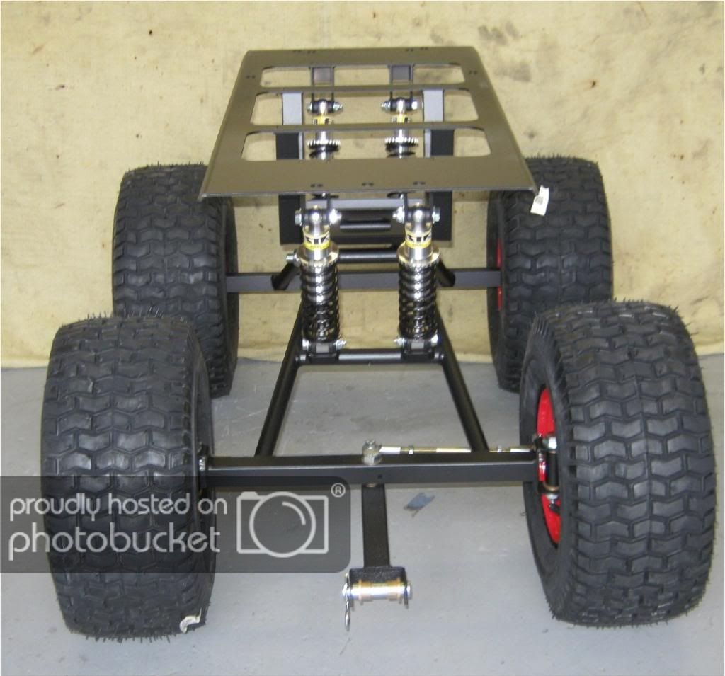 Full Suspension Bolt On Kit For Any Kid S Wagon Great Lakes 4x4