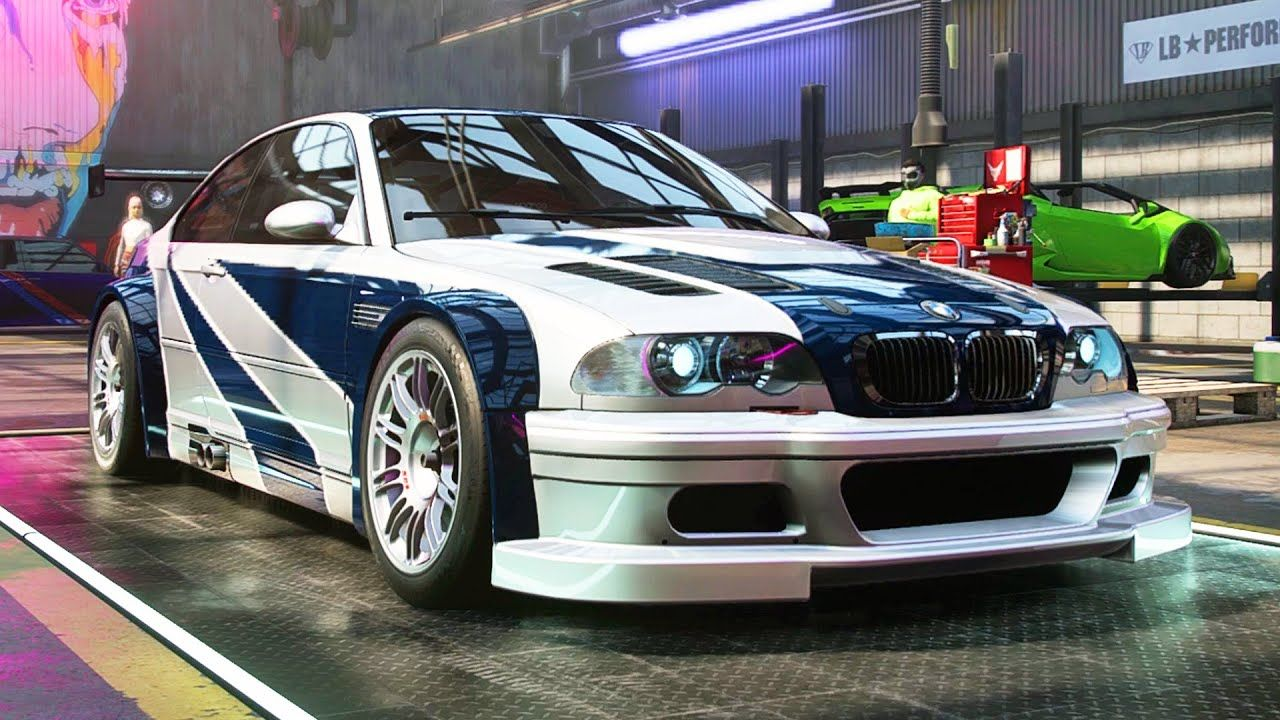 Most Wanted Bmw M3 Gtr Need For Speed Heat Part 12 Com Imagens