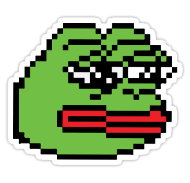 Coloring Pepe The Frog