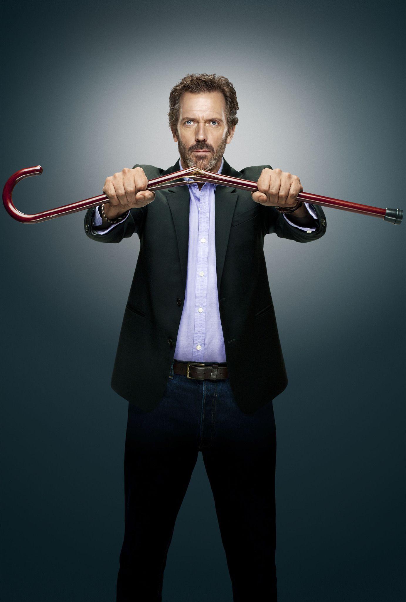 Dr House Imagenes de tv, Doctor house, Serie doctor