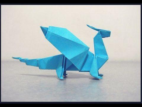 Part 1] Origami Dragon 6.0 Tutorial (Henry Phạm) - YouTube | 360x480