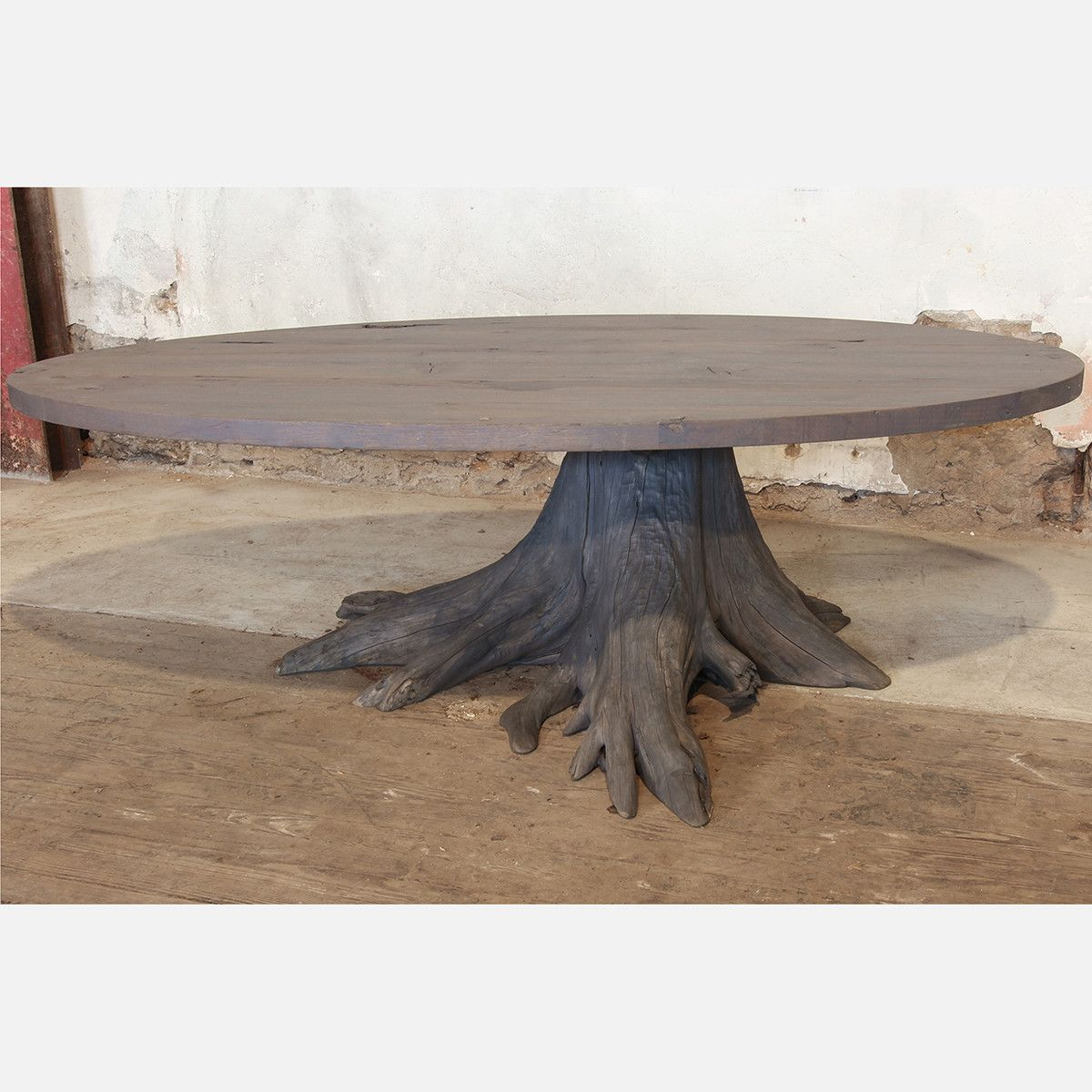 Einfaches wohnmöbel design stained oak table  outdoors  pinterest  kunst