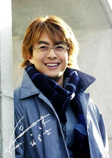 Bae Yong Joon in Winter Sonata