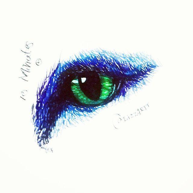 Time drill cat eye #artofinstagram #instaart #instaartist #drawing #draw #drawsomething #sketchbook #sketchaday #art #artwork #sketch #penandink #pen #staedtler #ink #artist #timedrills #pittsburghartist #pittsburghart #catart #cateyes #catsofinstagram #coloredpens #coloredeyes #cateyedrawing