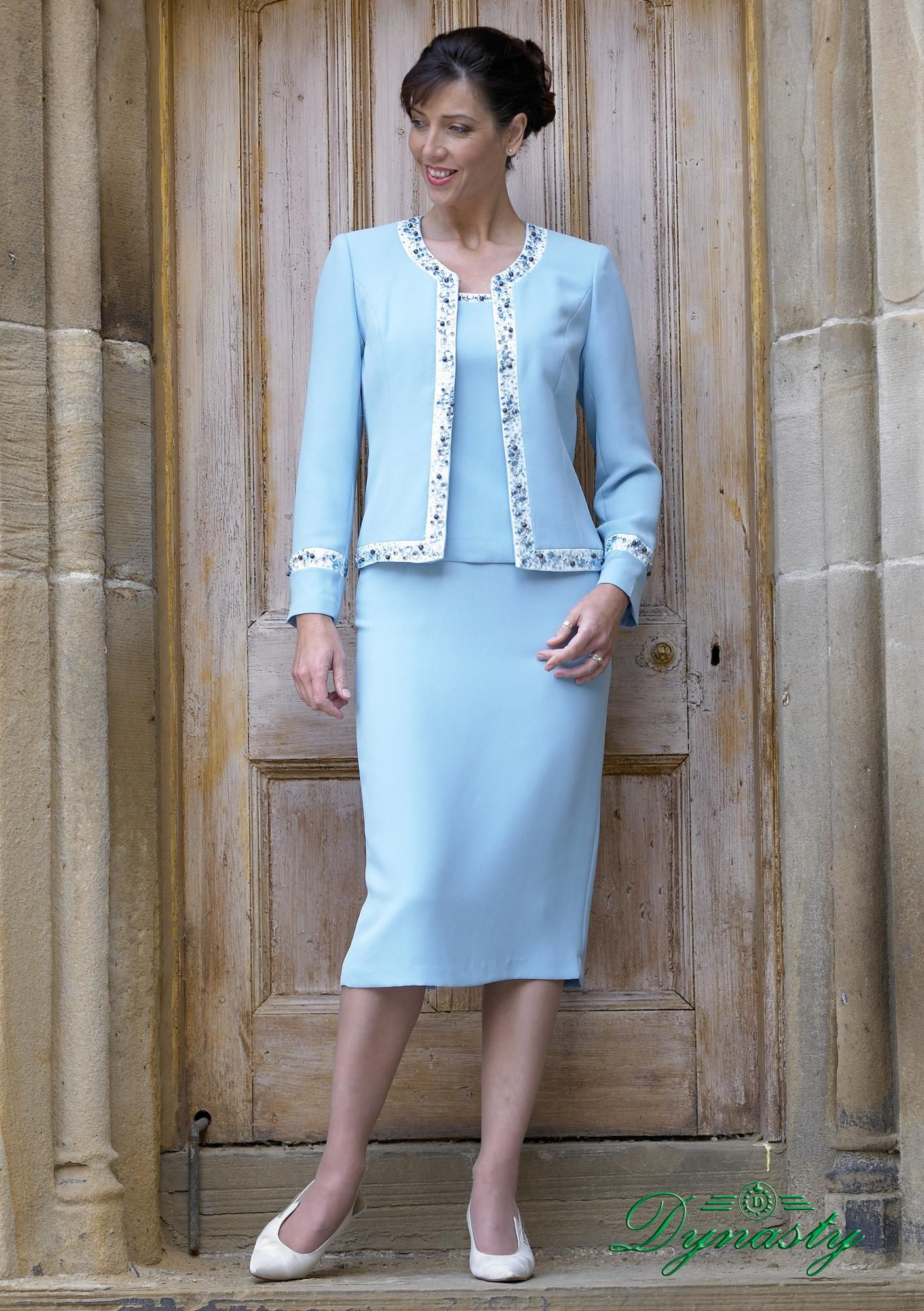 Grandmother of Bride Suits