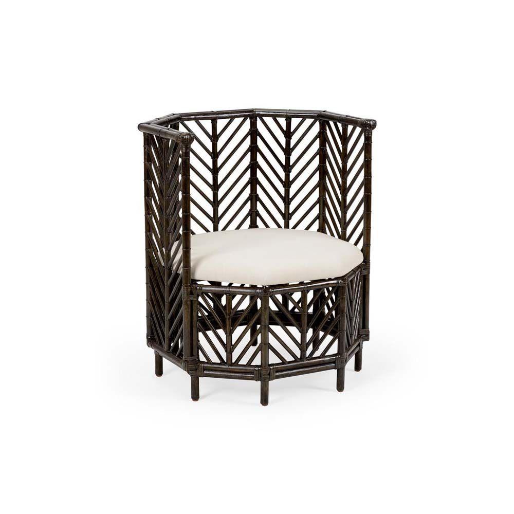 Wildwood Home Angelica Chair  Black Wash is part of Luxury home Black -