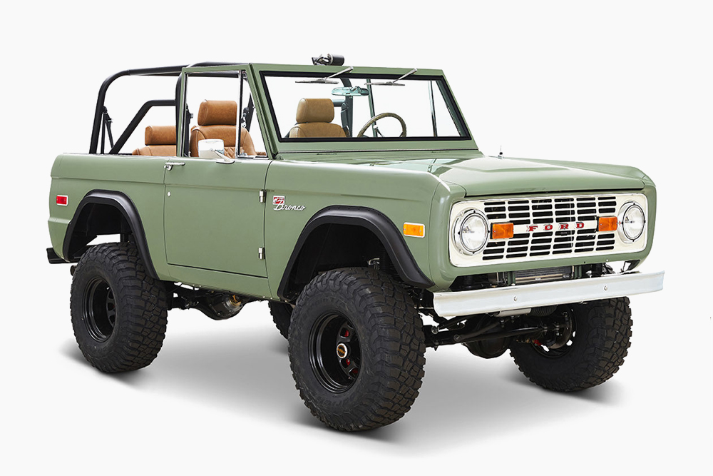 1973 Ford Bronco Alta By Cfb Hiconsumption In 2020 Ford