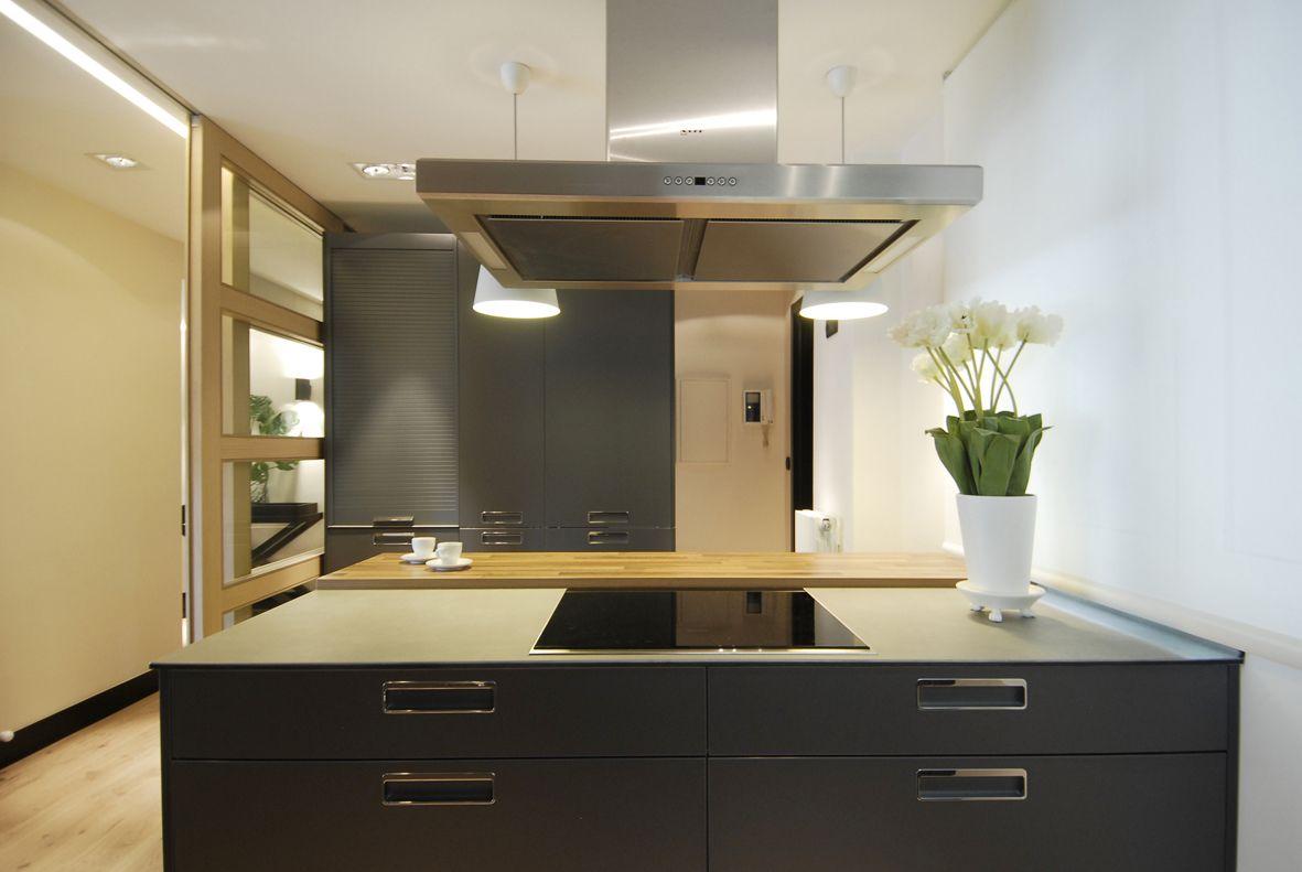 Cocina Ariane | Santos Estudio Bilbao | cocinas | Pinterest ...