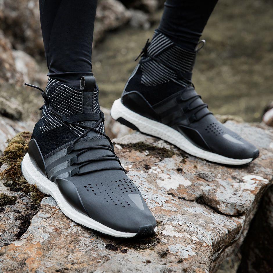 adidas Y-3 Fall/Winter 2016 Footwear Collection | SneakerNews.com ...