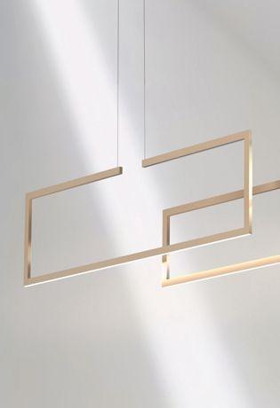 M :: Frame Suspended, open aluminium frames | Inarchi | Lights in ...