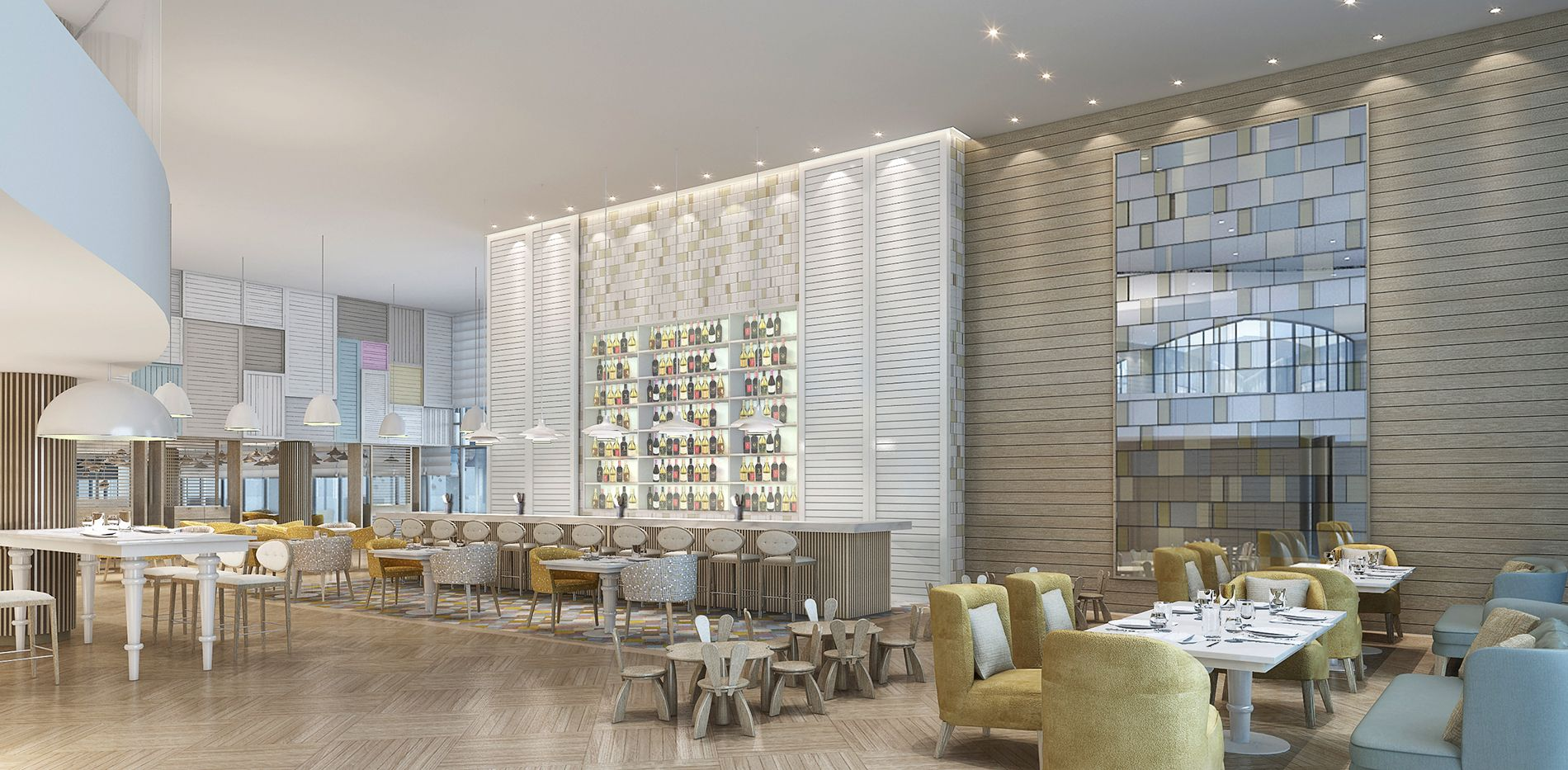 Langham Dining Room Beauteous Langham Hospitality Group Enters The Middle East With The Langham Design Inspiration