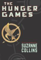 The Hunger Games by Suzanne Collins  http://www.caribousmom.com/2011/12/07/the-hunger-games-book-review/