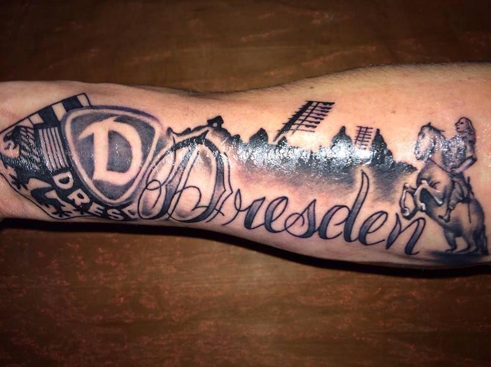 Pin auf Dynamo Dresden